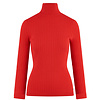 HV Polo HV Polo classic red turtleneck Rita