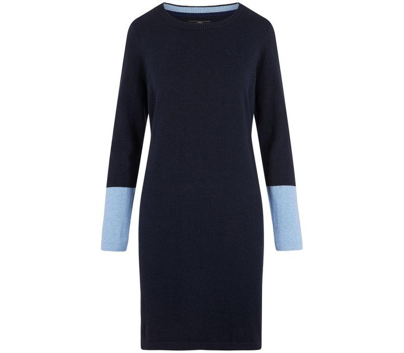 HV Polo dress Noralin navy blue