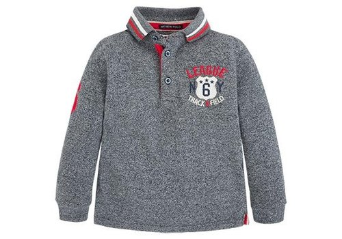Mayoral L/s Polo Boy Mayoral