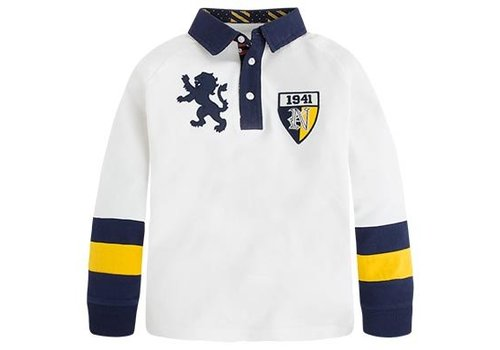 Mayoral L/s polo Boy