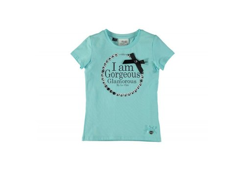 Le Chic Tshirt Rich blue