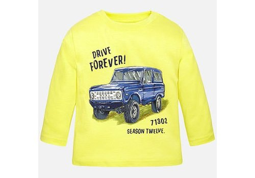 Mayoral Shirt Auto Baby