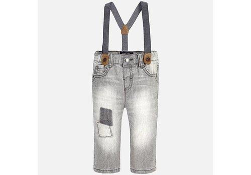 Mayoral Denim jeans Baby Boy