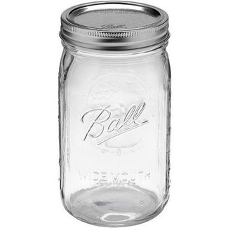Ball Ball quart wide mouth (32 oz) 12 pieces