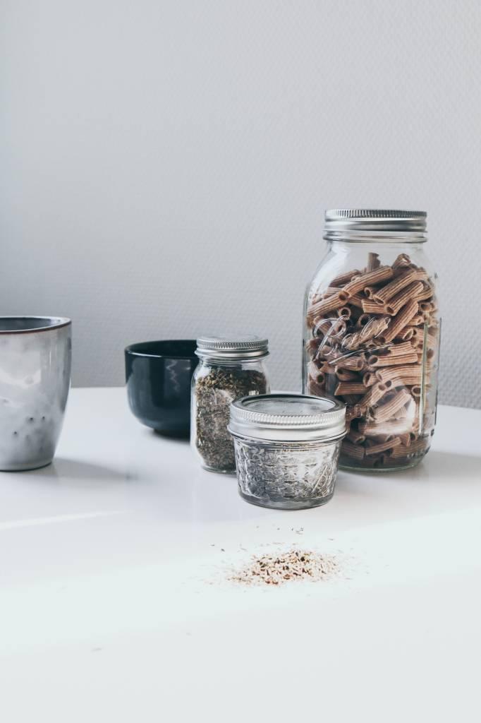 Een stijlvol en opgeruimde keuken