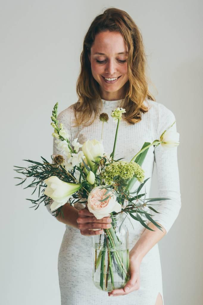 Bloemen voor een positieve flow