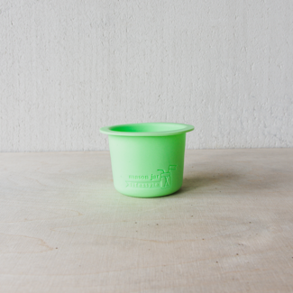 Divider  Cup Wide Mouth Mintgroen