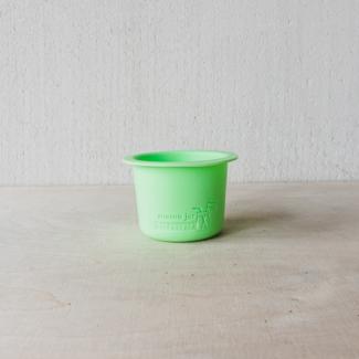 Masonjar Divider  Cup Wide Mouth Mintgroen