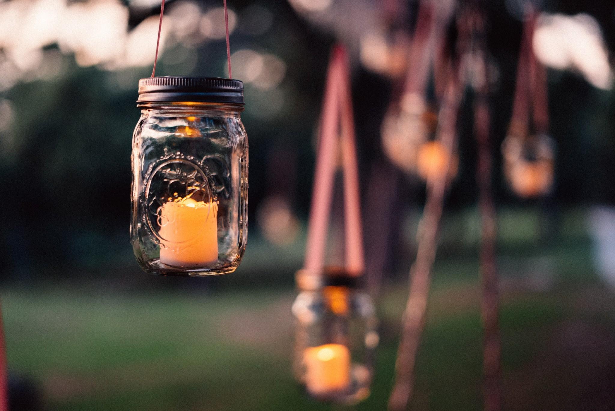 Een tuinfeestje met Ball Mason Jar