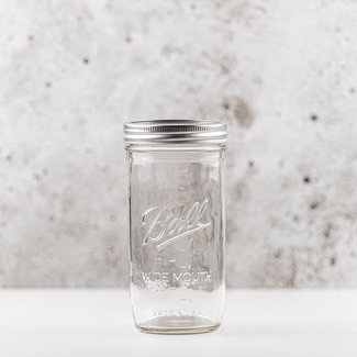 Pint and a half | wide mouth  | 710ml | 9pcs