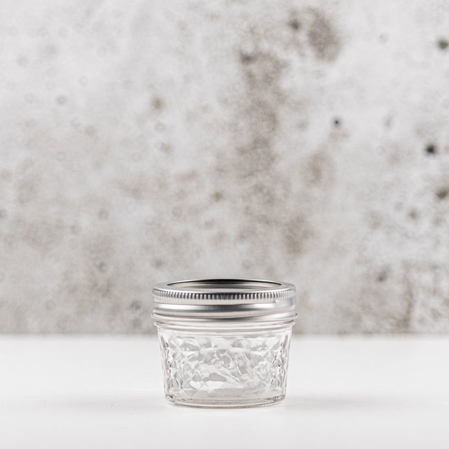 Ball Quilted Crystal Jelly  | smalle opening | 120ml | 12stks