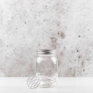 Masonjar Stainless Steel Wire Whisk Mixing Ball