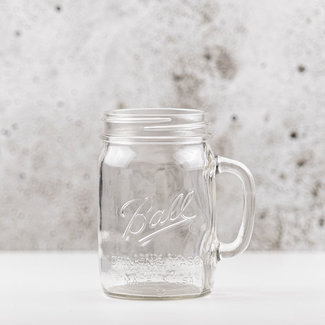 Ball Drinking Jar | wide mouth  | 700ml | 4pcs