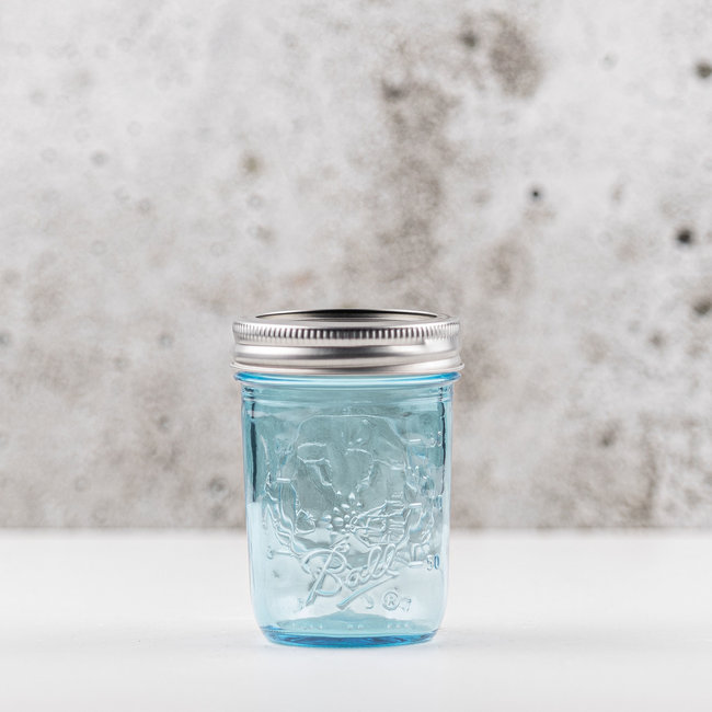 Half pint | elite blue |smalle opening | 240ml | 4stks