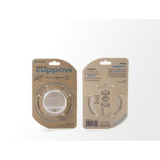 Cuppow regular mouth clear