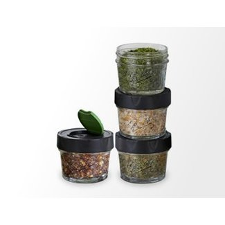Ball Ball Masonjar dry herb jars (4oz) 4 pieces