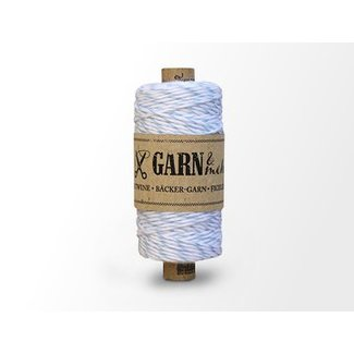 Garn Bäcker-garn Light blue