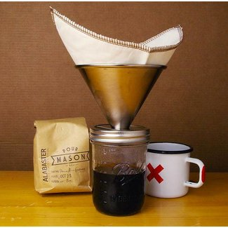 Pour Mason Pour Mason coffee maker
