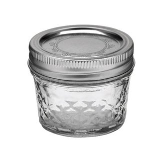 Ball Ball quilted crystal jelly (4oz) | 12 pieces