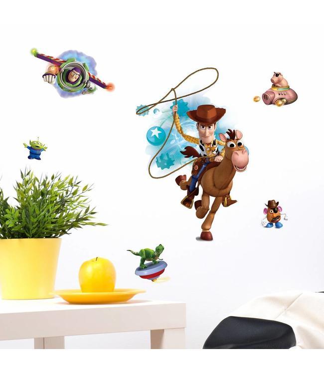 Muursticker toy story