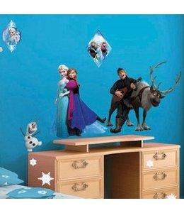 Muurstickers Frozen