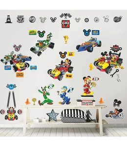 Muursticker Mickey Mouse