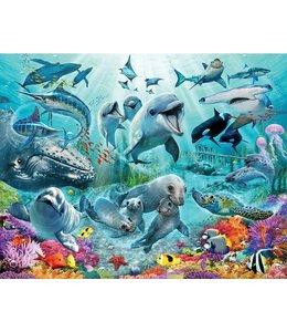 Fotobehang onderwaterwereld XXL