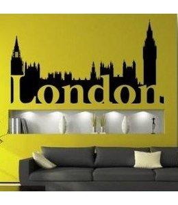 Muursticker skyline London