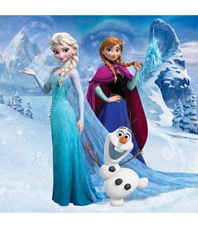 Fotobehang Disney Frozen XL