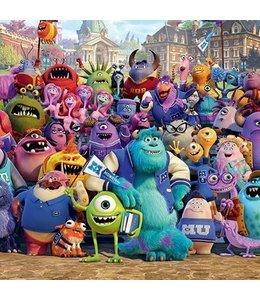Fotobehang Monsters University XL
