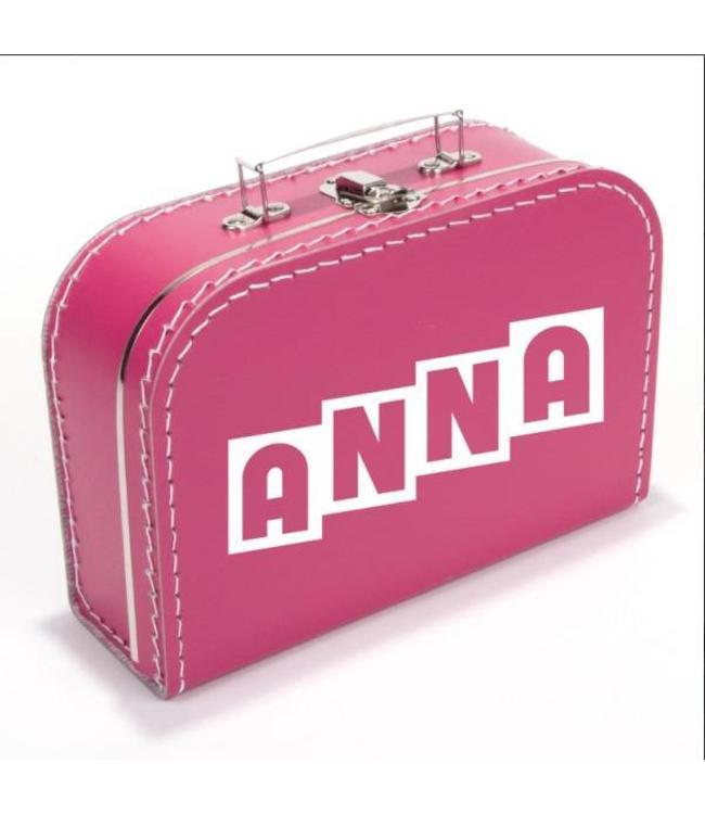 Kinderkoffertje met naam cinerama