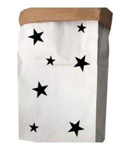 Opbergzak blokbodem sterren