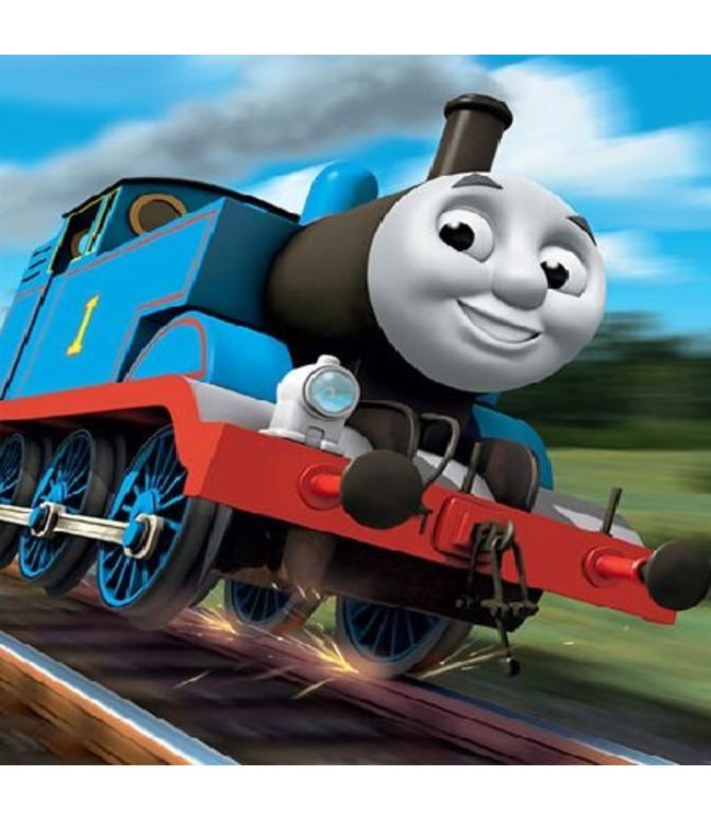 Fotobehang Thomas de trein XL