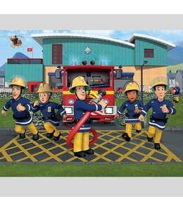 Fotobehang brandweerman Sam XXL