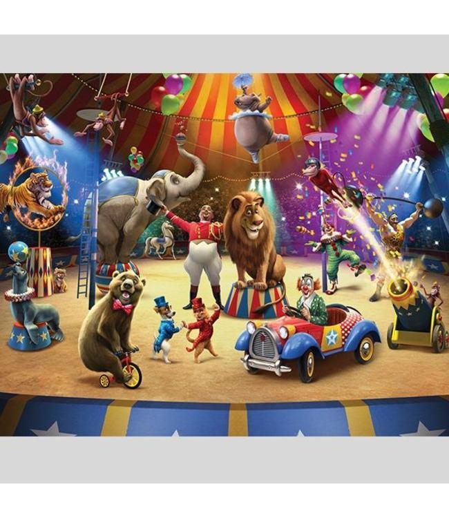 Fotobehang circus XXL