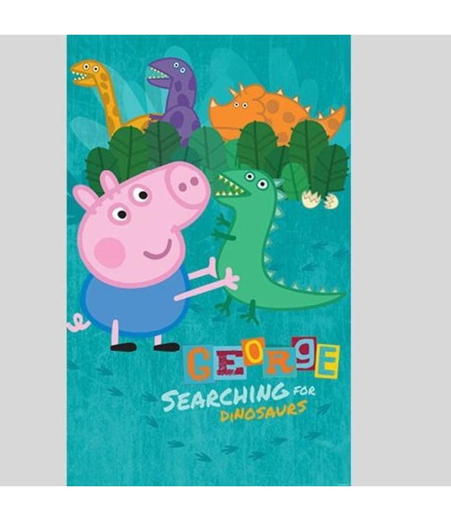 Behangposter Peppa Big