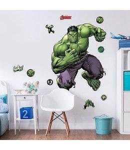Muursticker Hulk XXL