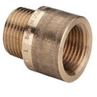"""Viega Hahnverlaengerung 1/2"""" x 17.5mm DVGW"""