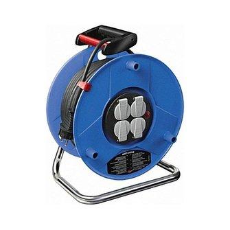 Kabeltrommel Typ Garant mit Überhitzungsschutz Kabellänge=50m D=290mm