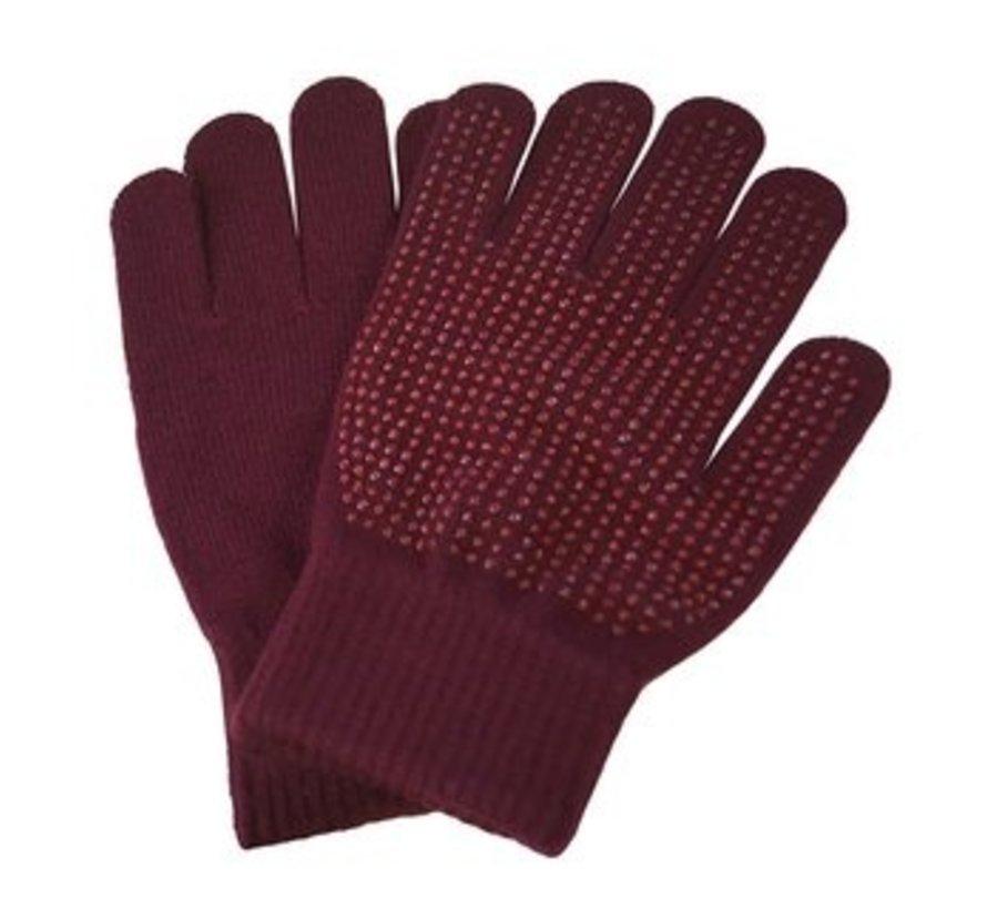 Rijhandschoen met grip