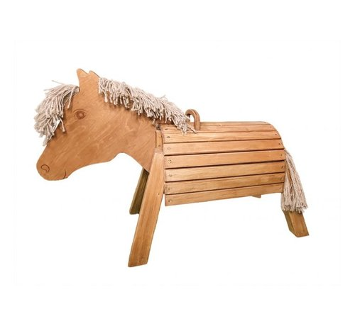 Geen Houten paard 50 cm