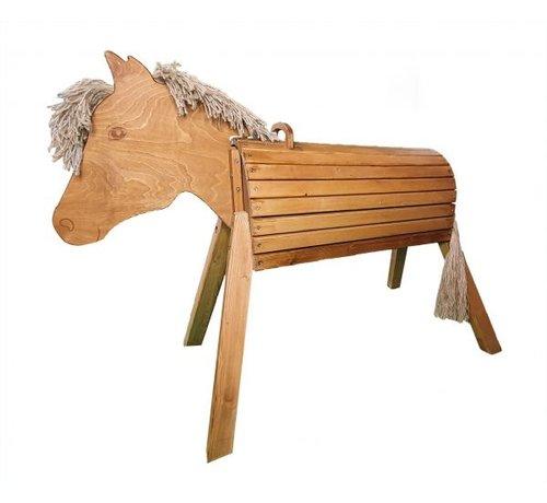Geen Houten paard 80 cm