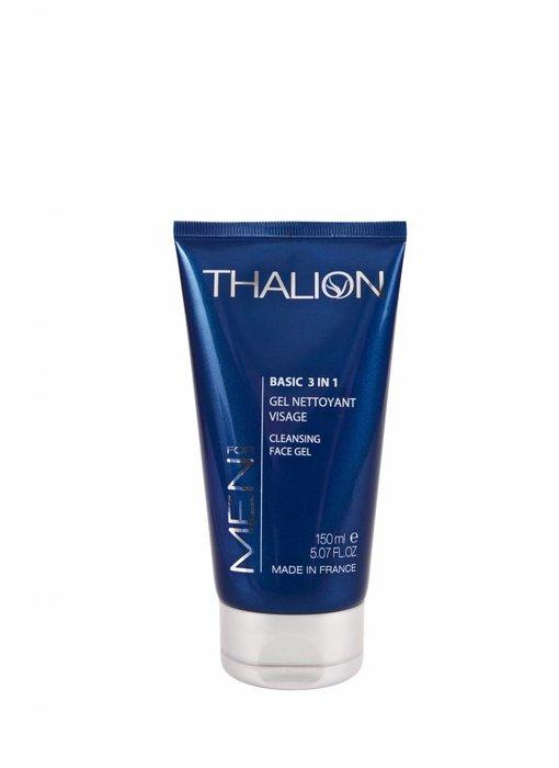 Waschgel fürs Gesicht - Basic 3 in 1 für Männer