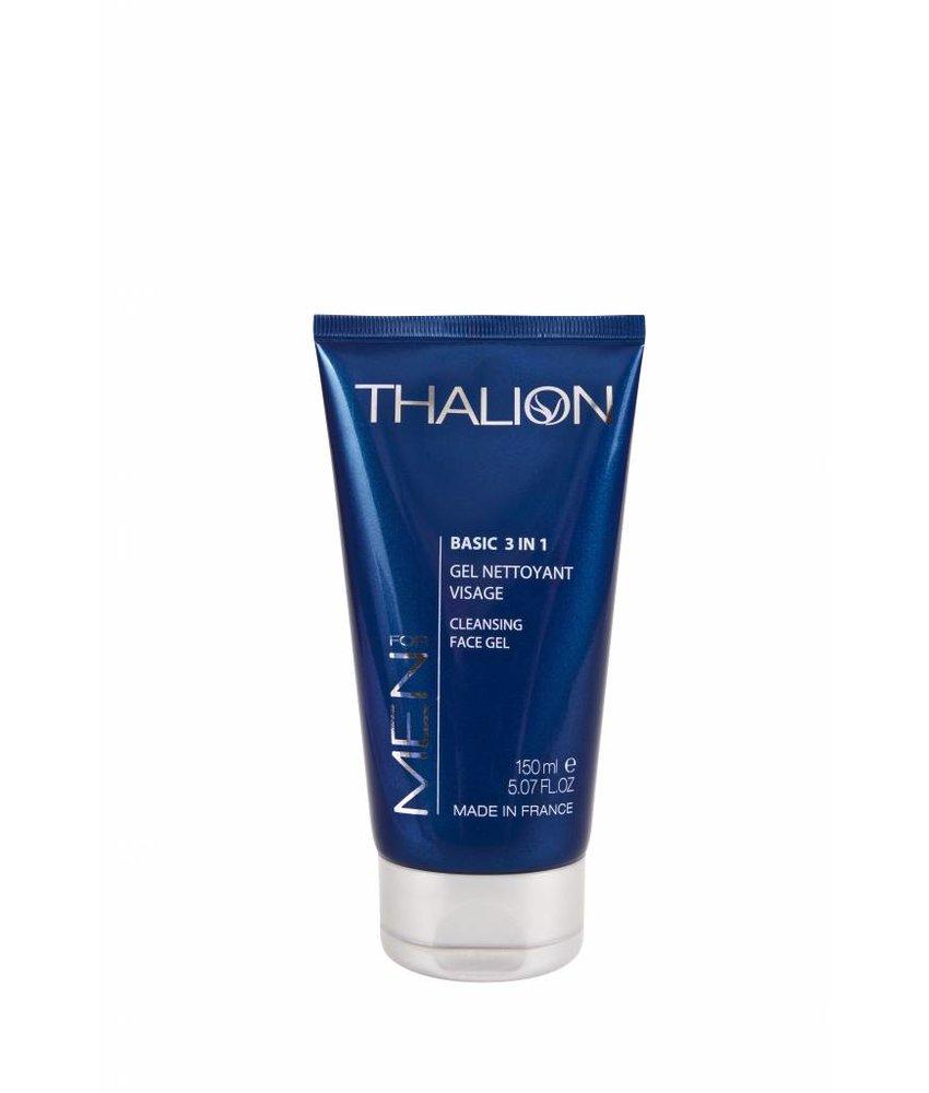 Waschgel fürs Gesicht - Basic 3 in 1