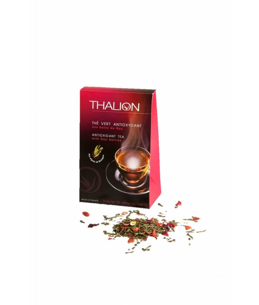Antioxidant Green Tea With Goji Berries