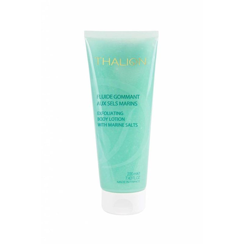 Exfoliating Body Lotion with marine salts