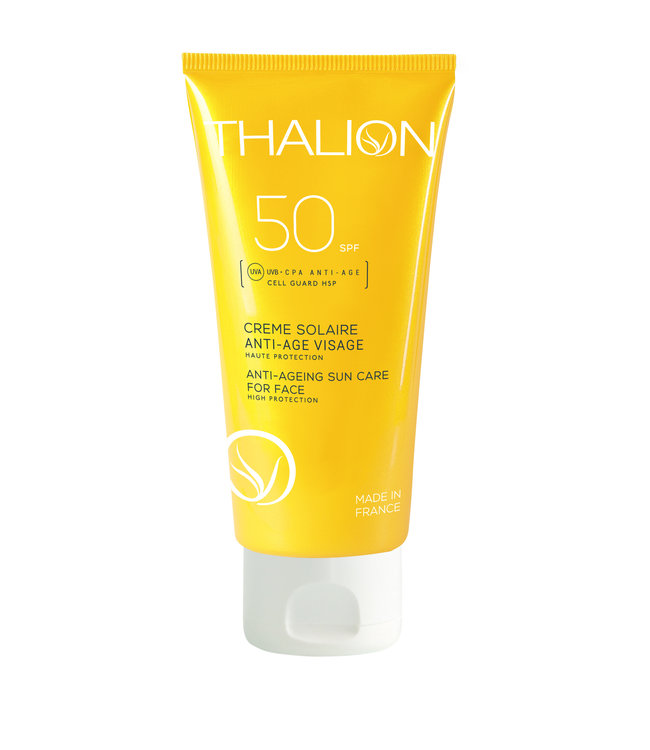 THALION Sonnencreme Gesicht LSF50 - Face Sun Care SPF50