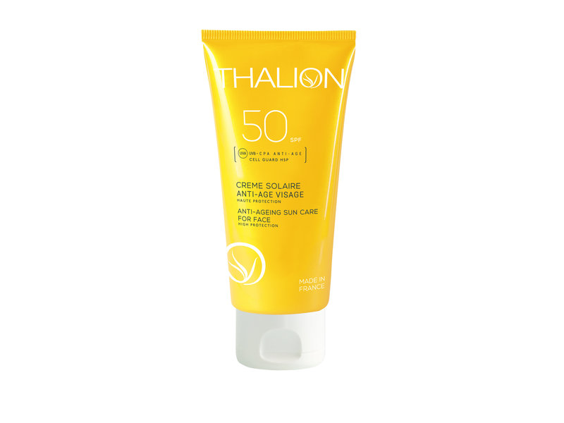 THALION Thalion Anti-ageing Face Sun Care SPF50