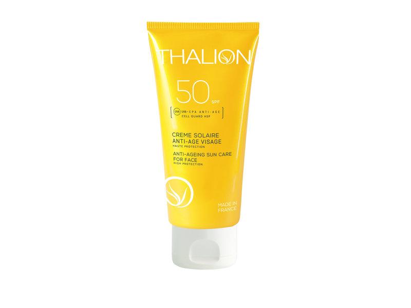 THALION Thalion Anti Aging Sonnencreme für das Gesicht LSF 50