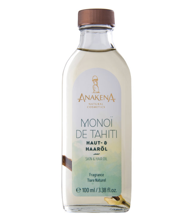 ANAKENA Monoi de Tahiti - Skin & Hairoil